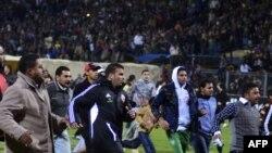 ეგვიპტეში საფეხბურთო მატჩის დროს 74 ადამიანი დაიღუპა