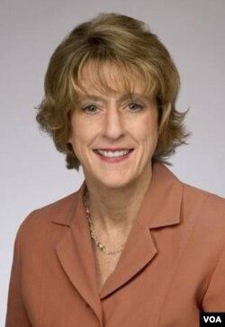 维州利斯堡市副市长凯莉•伯克(本人提供)