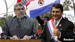 Theo hiến pháp Paraguay, ông Lugo được thay bởi Phó Tổng thống Federico Franco, là người lâu nay vẫn mạnh mẽ chống lại tổng thống.