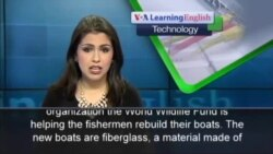 Filipino Fishermen Build New Boats with Fiberglass