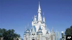 Cinderella's Castle at Walt Disney World's Magic Kingdom in Lake Buena Vista, Florida (File)