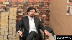 یاشار سلطانی روزنامه نگار و مدیر مسئول سایت معماری نیوز