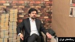 یاشار سلطانی روزنامه نگار ایرانی و مدیر مسئول سایت معماری نیوز