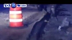 Tai nạn xe buýt ở bang Oregon