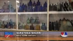 Shisha muzeyida - National Bottle Museum