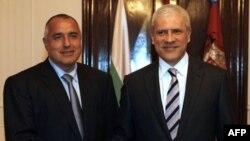 Premijer Bugarske i predsednik Srbije tokom današnjeg susreta u Beogradu