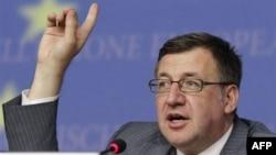 Ministar inostranih poslova Belgije Stiven Vanaker