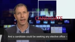 News Words: Candidate