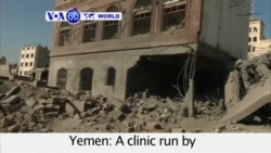 VOA60 World - Yemen: A clinic run by Doctors Without Borders bombed by Saudi-led airstrikes