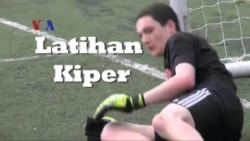 Teknik Bertahan dan Latihan Jadi Penjaga Gawang - Belajar Bola, Mantap!