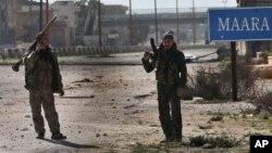 Sirijski pobunjenici