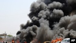 Car Bombs in Baghdad