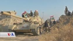 Mosul ၿမိဳ႕စစ္ဆင္ေရး ေမွ်ာ္မွန္းတာထက္ ျမန္ဆန္