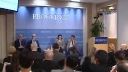 ABD - Türkiye İlişkileri Washington'da Ele Alındı