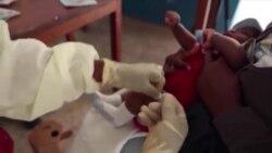 TASKAR VOA: Sake Bullowar Cutar Polio A Najeriya