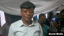 Jean-Marc Kabund, président intérimaire de l'Union pour la démocratie et le progrès social (UDPS), le parti du président Felix Tshisekedi. (Source: courtesy image/social media)