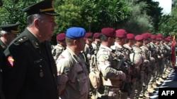 Shqipëria nis drejt Afganistanit trupat e para luftarake