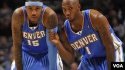 Les Denver Nuggets (VOA)