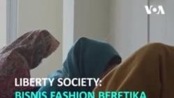 Liberty Society, Bisnis Fashion Beretika Berdayakan Perempuan Pengungsi