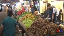 Amadekariyên Meha Remezanê li Bajarê Mûsilê