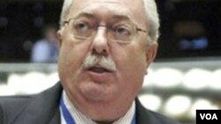 AŞPA-nın həmməruzəçisi Pedro Aqramunt