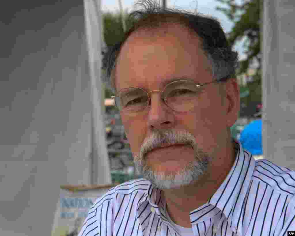 Писатель Грегори Магвайер