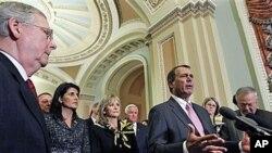 ທ່ານ John Boehner ສະມາຊິກພັກຣີພັບບລີກັນ