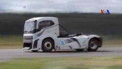 Volvo Iron Knight - Xe tải nhanh nhất Trái đất