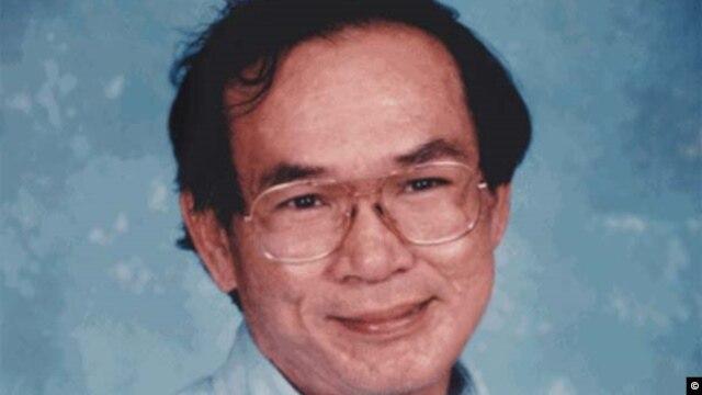 Nhà văn Nguyễn Mộng Giác