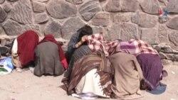جمع آوری ۱۰۰ معتاد در هرات بمناسبت عید فطر