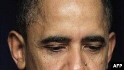 Барак Обама на Молитвенном завтраке 3 февраля 2011г.