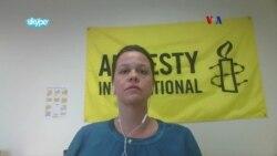Amnistía Internacional investiga denuncias de posibles violaciones a DD.HH. en Nicaragua