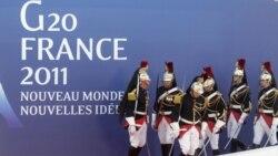 نشست رهبران گروه ۲۰ با تاکید بر بحران بدهی منطقه یورو تشکیل شد