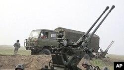 中國解放軍放寬徵兵標準軍隊管理面臨大挑戰。(資料圖片)