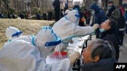 ဇန္န၀ါရီ ၆ ရက္ ၂၀၂၀ တုန္းက Hebei ျပည္နယ္မွာ COVID စစ္ေနစဥ္
