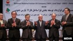 توتال که با ایران قرارداد داشت، خروج از ایران را بعد از تصمیم پرزیدنت ترامپ اعلام کرد.