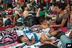 EE.UU. ha reiterado que no permitirá la entrada de inmigrantes ilegales a su territorio.