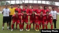 بازیکنان پیشین و احتمالا آیندۀ تیم ملی فوتبال افغانستان