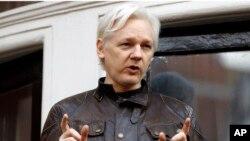 Pendiri WikiLeaks, Julian Assange (foto: dok).