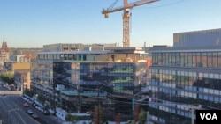 Строительство спортивного центра на средства иностранного инвестора в рамках программы EB-5