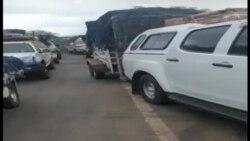 Violência anti-estrangeiro força moçambicanos a deixar a Africa do Sul