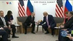 Студія Вашингтон. Зустріч Трампа і Путіна. Що говорили про Україну?