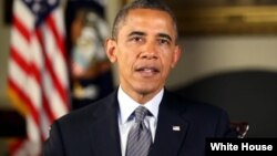 El presidente dijo que millones de familias respiran porque sus hipotecas ya no adeudan más de lo que valen las viviendas.