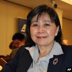 台湾经济建设委员会主任委员刘忆如