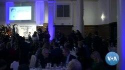 VOA英语视频:乌克兰、中国、菲律宾和沙特记者获马格尼茨基人权奖