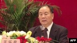 Ông Vương Lạc Tuyền là người nắm quyền lãnh đạo Tân Cương khi xảy ra vụ rối loạn trên đường phố ở thủ phủ Urumqi