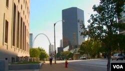 St. Louis tuvo 2.070 crímenes violentos por cada 100.000 residentes.