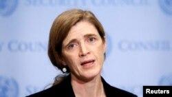 Samantha Power, embaixadora dos EUA na ONU