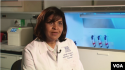 Dr. Deborah Persaud is an infectious disease specialist at Johns Hopkins Children's Center.