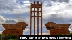 Սարդարապատի հերոսամարտի հուշահամալիր, Հայաստան (արխիվային լուսանկար)